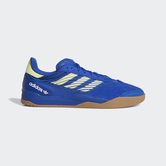 adidas Copa Nationale Team Royal Blue / Yellow Tint / White