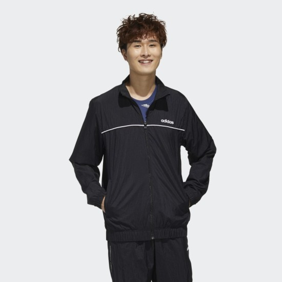 adidas Favourite Track Top Black