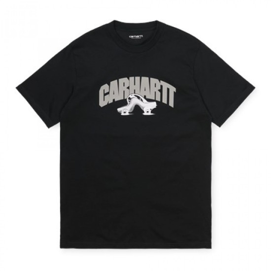 Carhartt Wip Bent T-Shirt Black