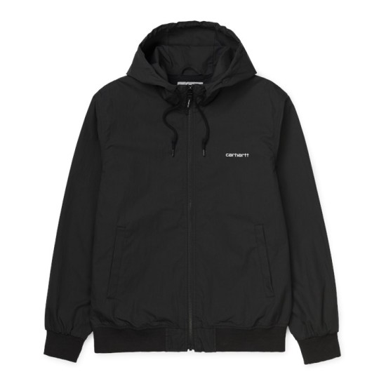 Carhartt Wip Marsh Jacket Black / White