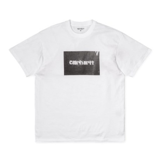 Carhartt Wip Security T-Shirt White