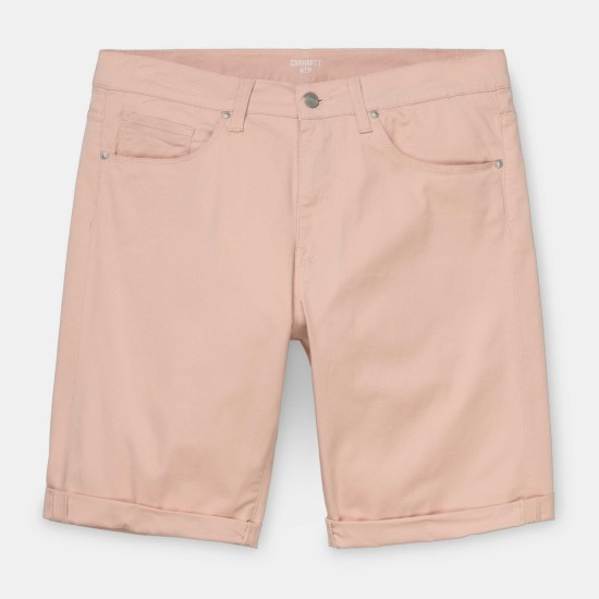 Carhartt Wip Swell Shorts Pink