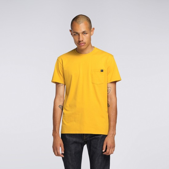 Edwin Premium Pocket T-shirt Gold