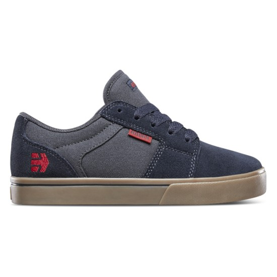 Etnies Barge LS Youth Navy / Gum