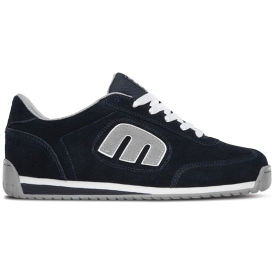 Etnies Lo-Cut 2 LS Skate Shoes Dark Navy Blue