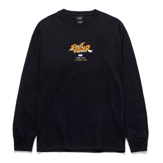 HUF x Streetfighter 2 Ending Long Sleeve T-Shirt