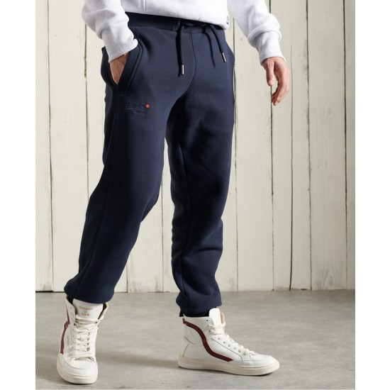 Superdry Orange Label Classic Joggers Rich Navy