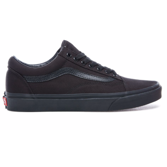 Vans Old Skool Black / Black