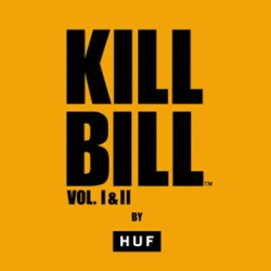 HUF x Kill Bill